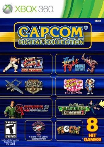 Capcom Digital Collection - Xbox 360 by Capcom