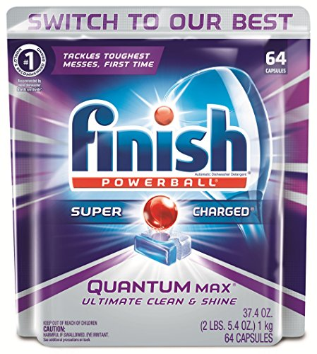 Finish Powerball Dishwasher Detergent Ultimate