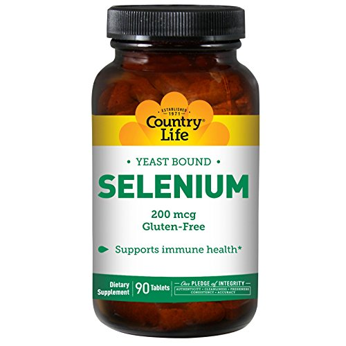 Most bought Selenium Dietary Supplements