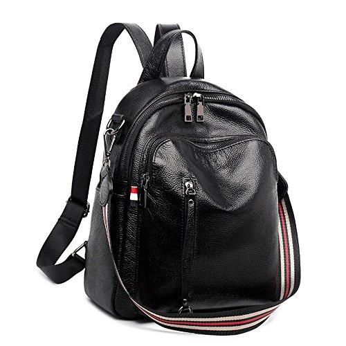 FashionGirls nero New nero Purse Travel 32 11CM Backpack 26 Z66dqAx1