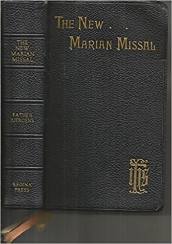 the new marian missal for daily mass
