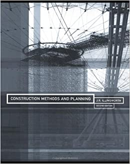 Book Construction Methods and Planning by J.R. Illingworth (2000-04-28)
