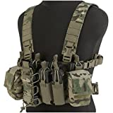 Evike Haley Strategic HSP D3CR Disruptive Environments Chest Rig - Multicam - (54688)