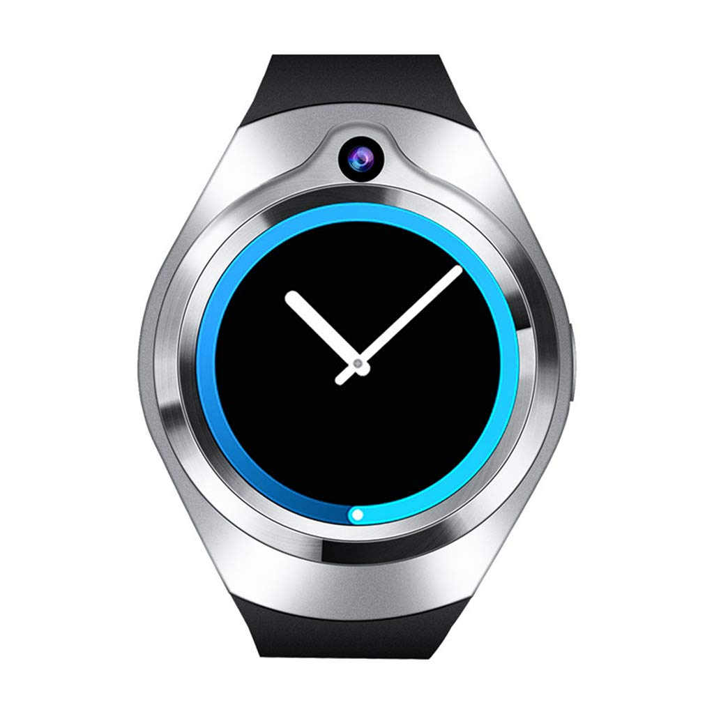 KLAYL Reloj Inteligente Bluetooth para Android SmartWatch ...