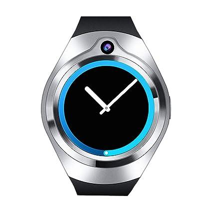 KLAYL Reloj inteligente Bluetooth para teléfono Android SmartWatch ...