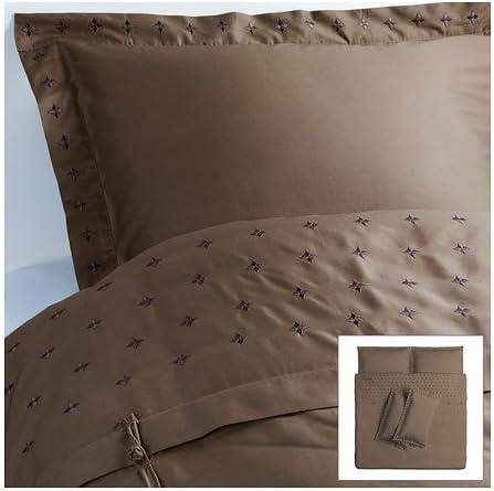 Ikea Vinranka Housse De Couette Et Taies D Oreiller 4 Brun 240x220 50x80 Cm Amazon Fr Cuisine Maison