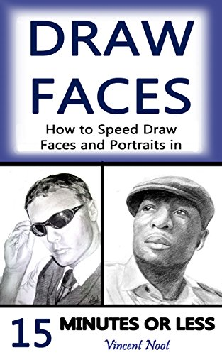 Draw Faces: How to Speed Draw Faces and Portraits in 15 Minutes (Fast Sketching, Drawing Faces, How to Draw Portraits, Drawing Portraits, Portrait Faces, Pencil Portraits, Draw in Pencil)