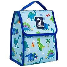 Wildkin Olive Kids Dinosaur Land Munch 'N Lunch Bag