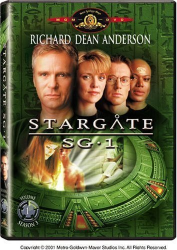 Stargate SG-1 Season 3, Vol. 1 by MGM Domestic Television Distribution by