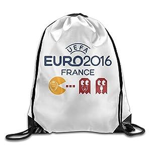 TEEMO UEFA 2016 Belgium VS Ireland Port Bag Drawstring Backpack