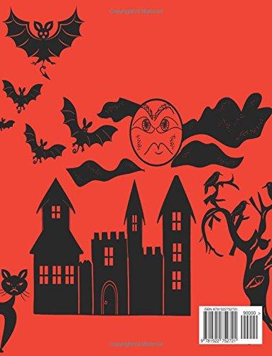 Halloween Livro Da Colorir Para Adultos O Alivio De Tensoes