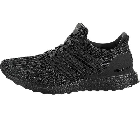 adidas Men's Ultraboost Running Shoe Black Size 8.5 M US