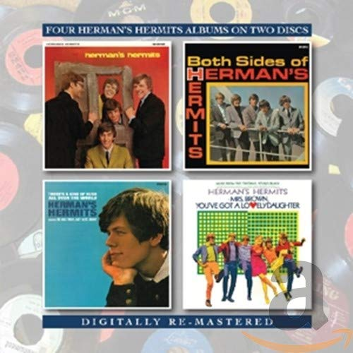 Import Allemand Hermans Hermits//Theres a Kind