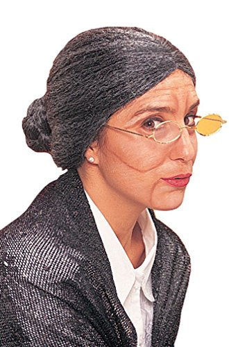 [8eighteen Grandma Old Lady Costume Wig] (Old Grandma Costumes)