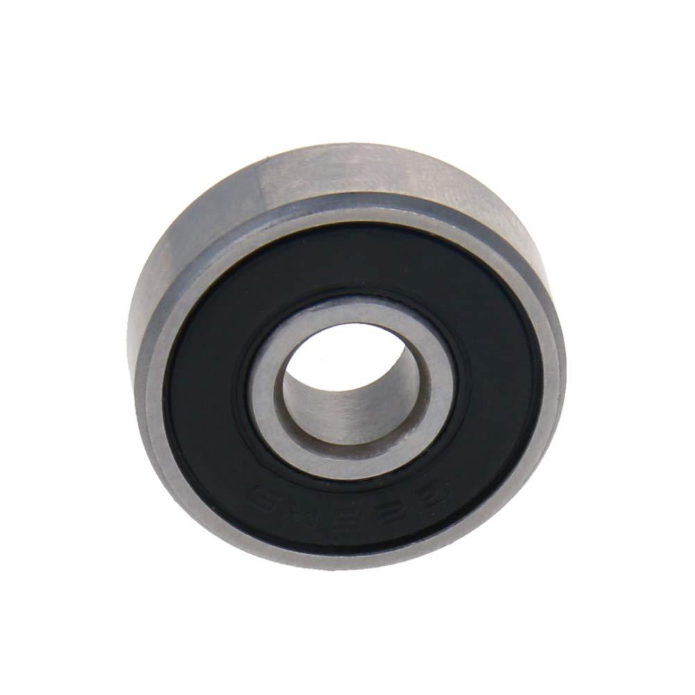 66 Coupling Outer Diameter:40 VXB Brand Japan MJC-40-EWH 16mm to 22mm Jaw-Type Flexible Coupling Coupling Bore 2 Diameter:22mm Coupling Length