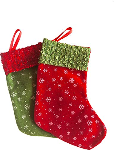Christmas Stockings - 24 Pack 9