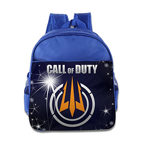 Price comparison product image Call Of Duty Black Ops III Faction Logo Kids School Backpack Bag RoyalBlue