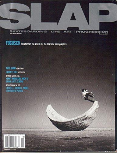 SLAP Magazine, December 2007 (Vol. 16, No. 12, Issue ()