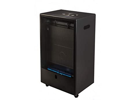 ESTUFA GAS LLAMA AZUL TERMOSTATO ON/OFF 4.2KW