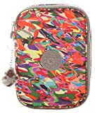 Kipling Women's 100 Pens Printed Case One Size Wavepool Splash