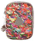 Kipling Women's 100 Pens Printed Case One Size Wavepool Splash