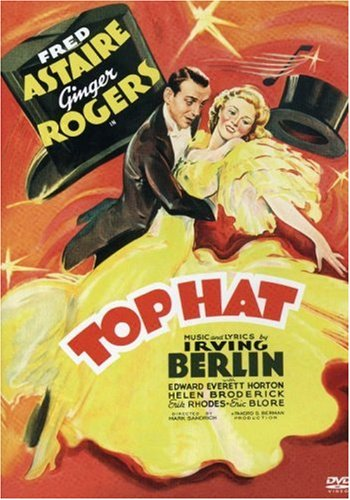 Top Hat by ASTAIRE,FRED