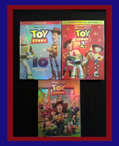 Best toy story dvd 2 disc set for 2020