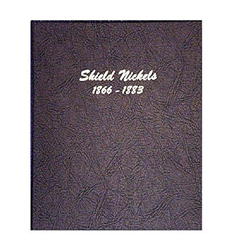 Dansco US Shield Nickel Coin Album 1866-1883 ()
