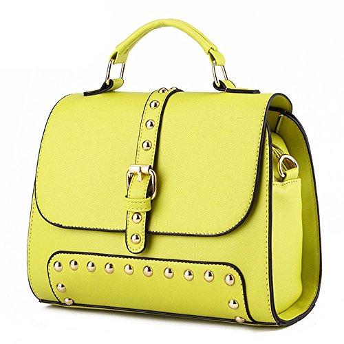 Green Suede Bag Zara - 9