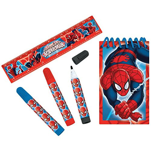 Spider-Man Stationary Set (Each) - Party Supplies