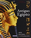 """Atlas Ilustrado del Antiguo Egipto/ Illustrated Atlas of Ancient Egypt"" av Maria Cristina Guidotti"