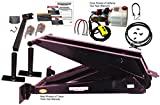 12 Ton (24,000 lb) Dump Trailer Hydraulic Scissor Hoist Kit – PH630 (18' to 24' Dump Body Trailers)