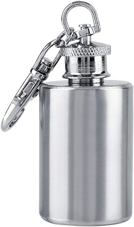 Frasco de 1oz/30mL, botella de alcohol del mini frasco de ...