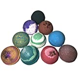 Best Lush Bath Bombs Bath Bombs Ultra Lush Spa Fizzies - Bubble Bath Best Gift Idea Tub Tea, Large