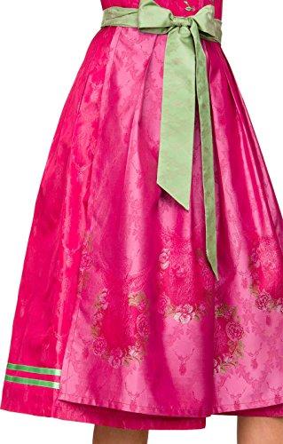 Stockerpoint - Vestido - para mujer rojo frutas del bosque 38