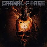 51v1LU15HSL. SL160  - Carnal Forge - Gun to Mouth Salvation (Album Review)