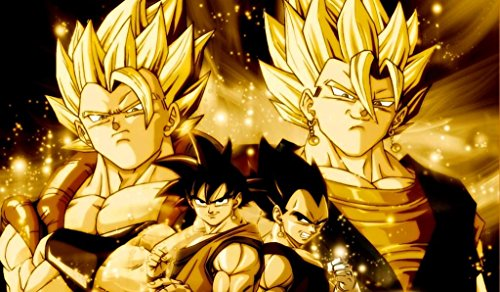 Dragon Ball Z Playmat - 4