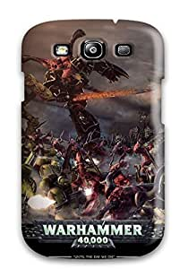 Hot JfdcDHL17162KmQRl Warhammer Video Game Other Tpu Case Cover Compatible With Galaxy S3