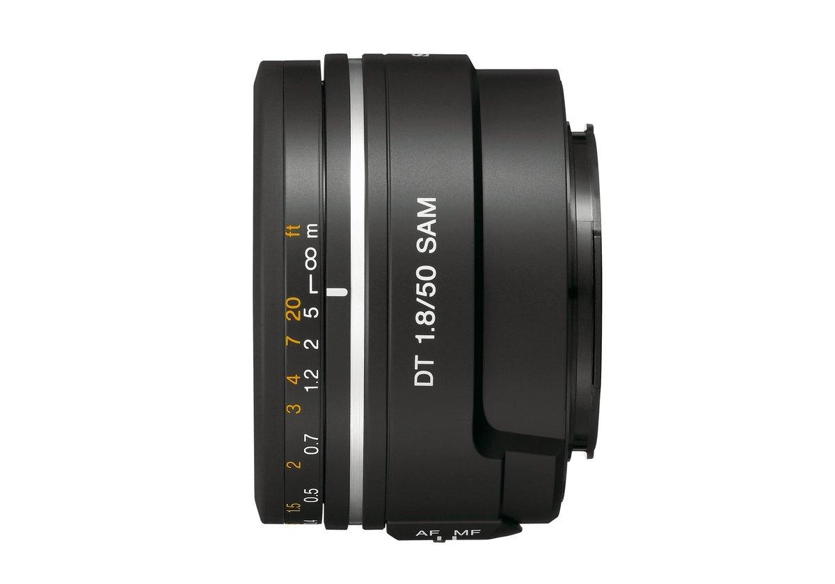 Sony SALF Objetivo para Sony distancia focal fija mm apertura f