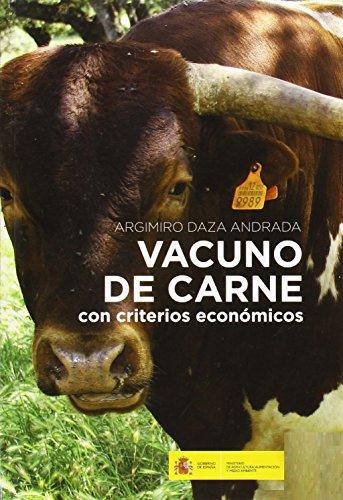Descargar Libro Vacuno De Carne Con Criterios Económicos Argimiro Daza Andrada