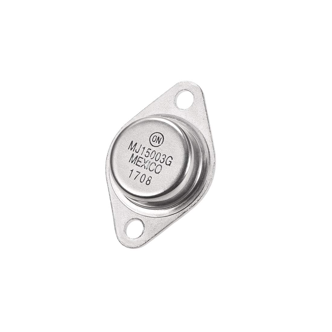 5A 60V 50W Bipolar uxcell 2pcs 3DD207 to-3 NPN Power Transistors Single Transistor BJT