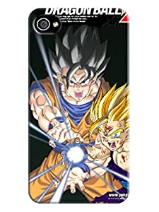 fashionable Dragonball Evolution New Style High Quality Clear Screen Protector Shield for the iphone 4/4s