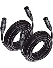 Cable Matters Male to Female XLR Microphone Cable