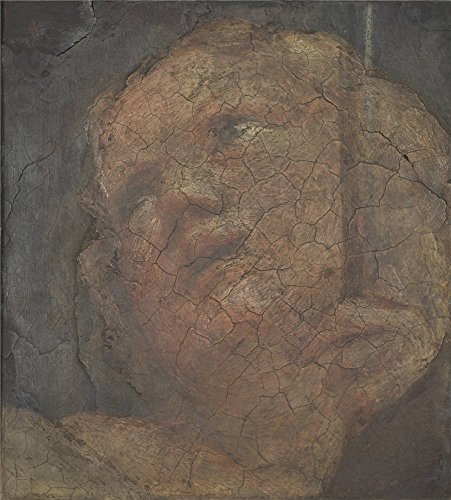 [Oil Painting 'Correggio Head Of An Angel (1) ' Printing On Polyster Canvas , 10 X 11 Inch / 25 X 28 Cm ,the Best Study Gallery Art And Home Gallery Art And Gifts Is This Cheap But High Quality Art Decorative Art Decorative Prints On] (Cabbage Head Costume)