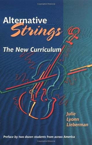 Alternative Strings - The New Curriculum Book/CD (Softcover)