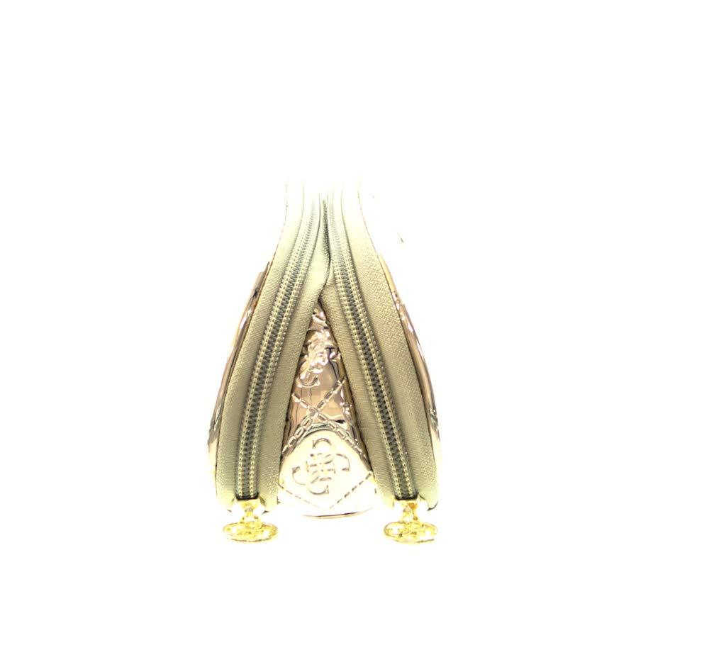 Guess Kosmetiktasche Loveguess gold 19cm: : Beauty