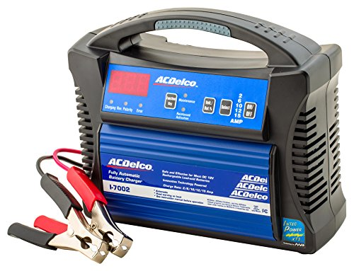 Top User Reviews Acdelco I 7002 15 Amp Battery Charger