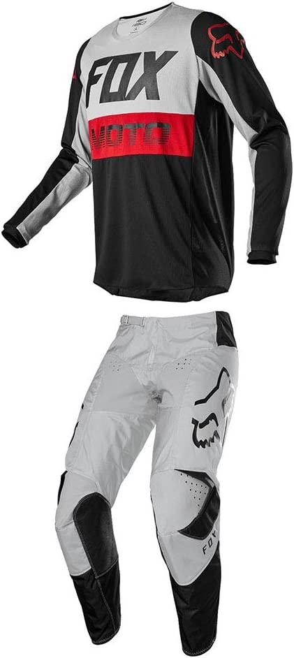 M//32 Fox Racing 180 Fyce Jersey//Prix Pants Set