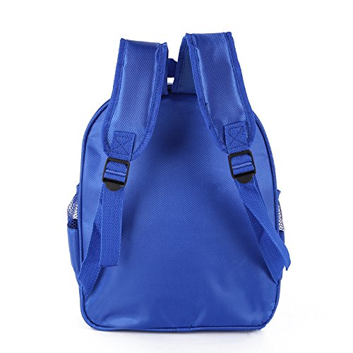 Boxer98 Custom Personalized Sagwa Kids School Bag For 1-6 Years Old RoyalBlue