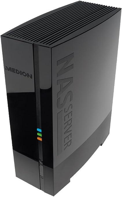 Medion Life 2TB – Servidor NAS de Unidad p89650 (MD 86946): Amazon.es: Informática